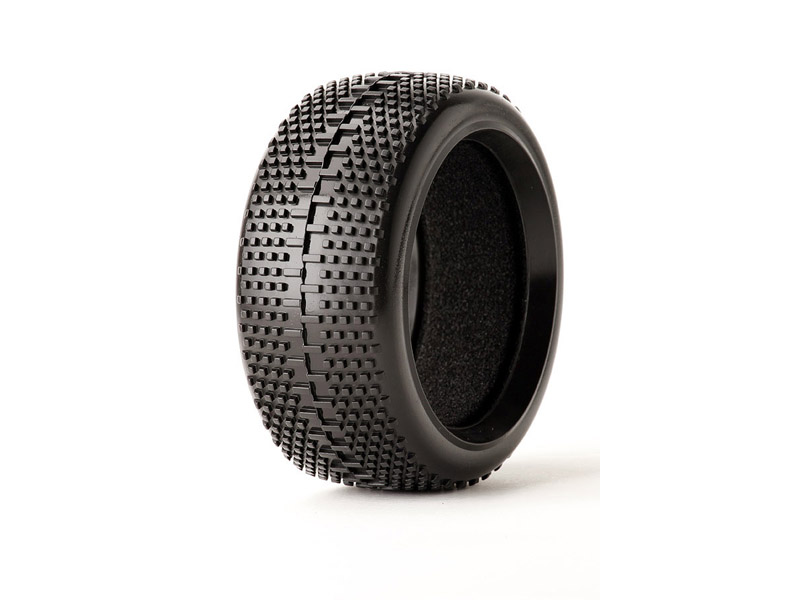 James Racing Square Cracker tread pattern Tyres. 1/8 Scale