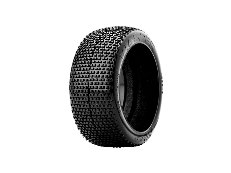 James Racing Wasper tread pattern Tyres. 1/8 Scale