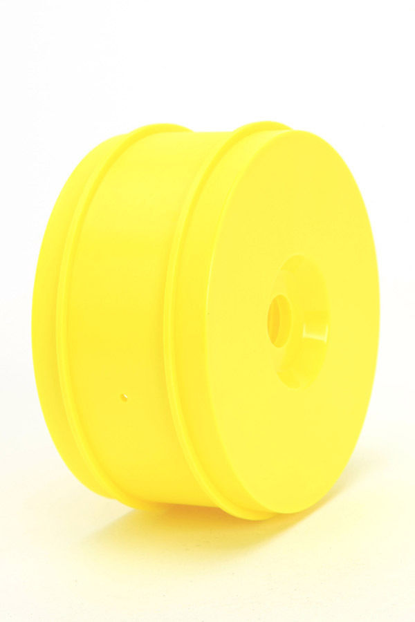 RC Buggy Race Wheels 17MM - Yellow- Pack of 4