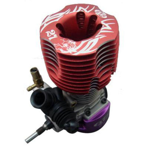 Nitro Buggy Truggy Engine STS 21 5 Port